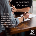 Definition of forbearance